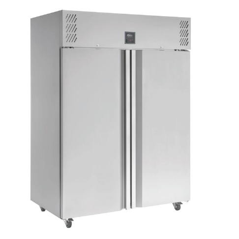 Williams Double Door Freezer 1295 Litres Stainless Steel