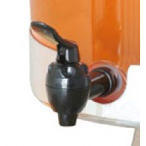 Spare Tap  for Juice Dispenser  LJD00064 Black