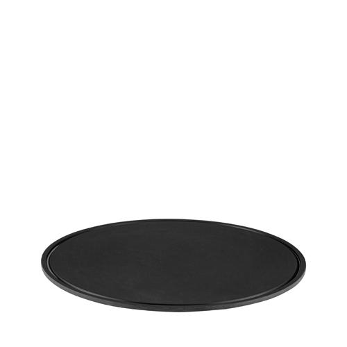 Dalebrook Melamine Slate Effect Platter 285x285x10mm Black