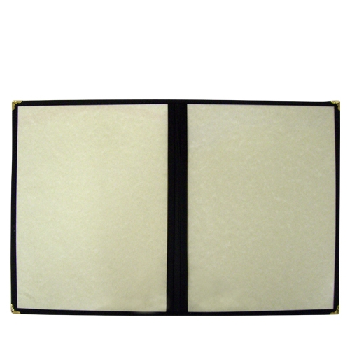 PVC Menu Cover A4 Clear