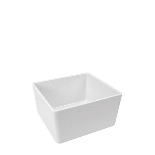 Dalebrook Melamine  Chunky Crock 162x173x100mm Polar White