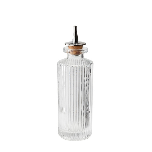 Beaumont Mezclar Empire Bottle 5oz Clear