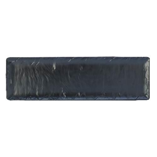 Steelite Melamine  Platter GN 2/4 Slate Black