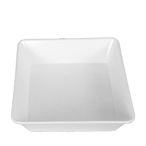 Dalebrook Melamine Square Dish 300x300x105mm White