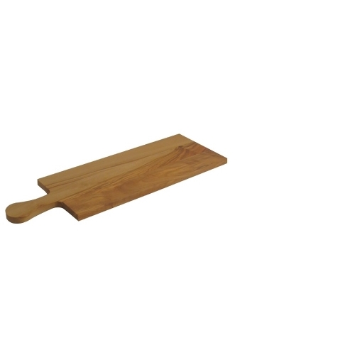 Olive Wood Handled Board 50 x 16cm