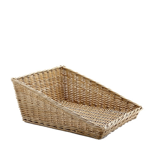 Willow Angled Basket 19