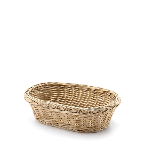 Willow Bread Basket 9.5