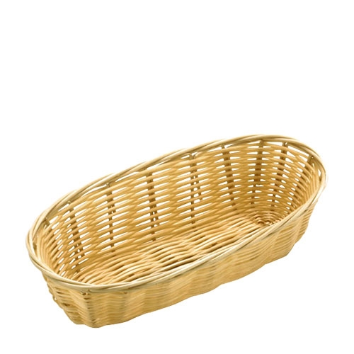 Polywicker/Rattan Cracker Basket 9