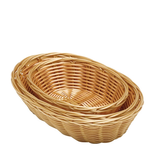 Polywicker  Oval Basket 10
