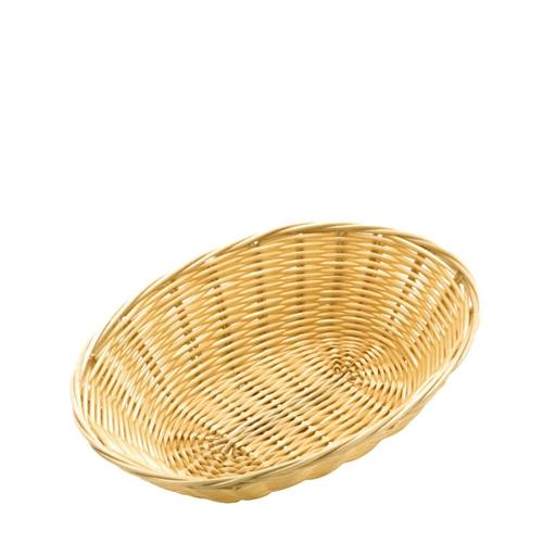Polywicker/Rattan Oval Basket 9