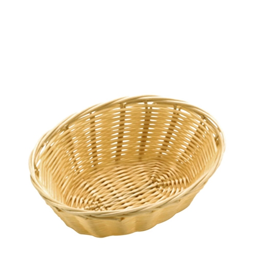 Polywicker/Rattan Oval Basket 7
