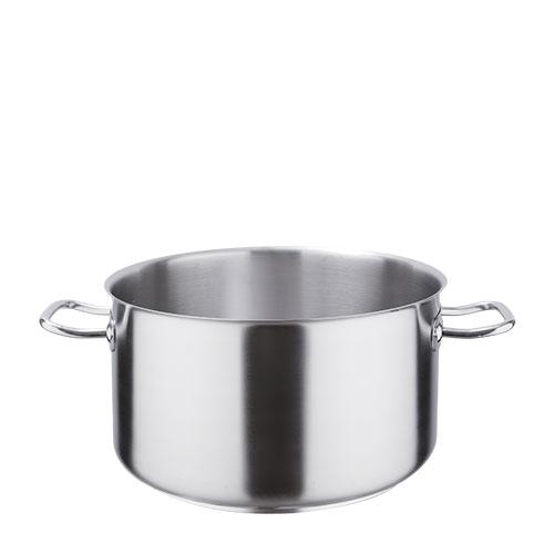 Pujadas Inox Pro  Casserole Pan 28cm Silver