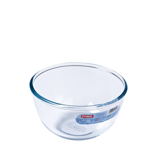 Pyrex Toughened Glass Bowl 1Ltr Clear