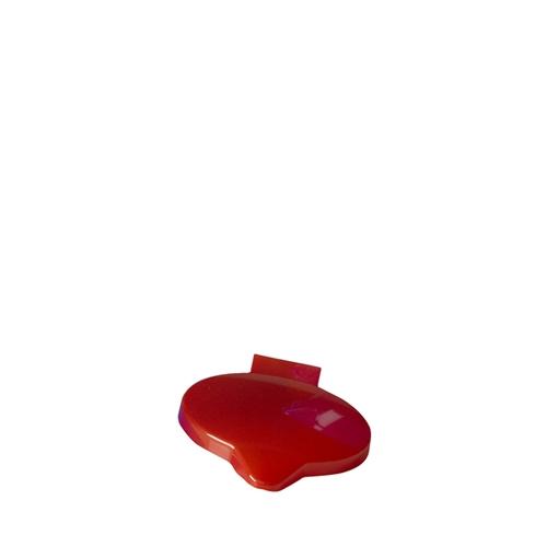 Patient  Water Jug Lid Red