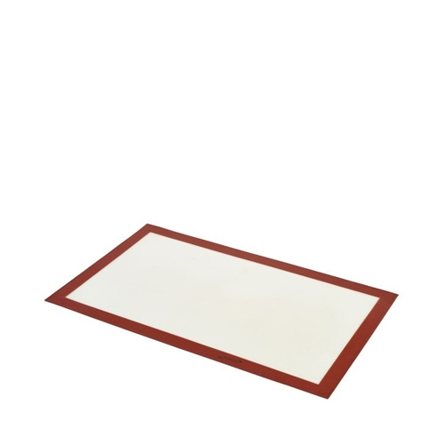 Silicone Baking Mat Non-Stick 585mmx385mm Red
