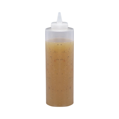 Squeezy  Sauce Bottle 12oz Clear