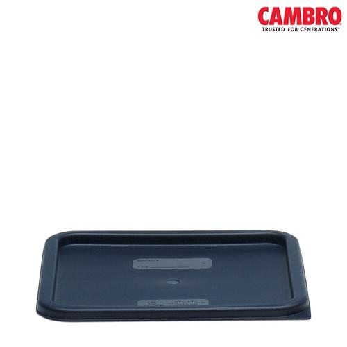 Cambro  Polycarbonate  Storplus Lid Fits 11.4L 17.2L & 20.8L Midnight Blue