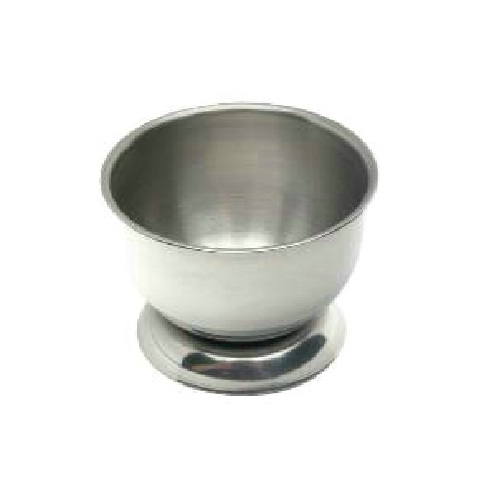Stainless Steel  Egg Cup Silver