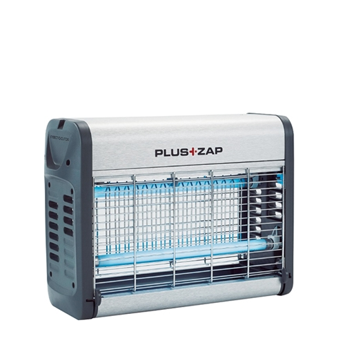 Insect-o-cutor PlusZap Fly KIller 16 Watt 40sqm Aluminium