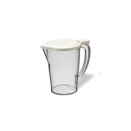 Serving jug with lid 1.2Ltr Clear