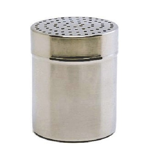 Stainless Steel  Shaker Large Hole 70mm Silver