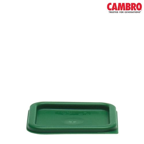 Cambro  Polycarbonate  Storplus Lid Fits 1.9L & 3.8L Green
