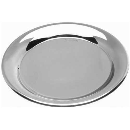 Round Tip Tray 14.0cm dia Stainless Steel