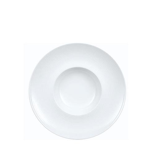 "Villeroy & Boch Perimeter Deep Plate 9"" White"