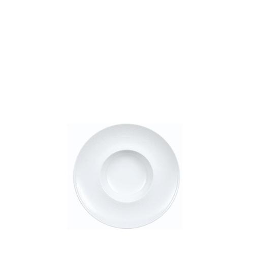Villeroy & Boch Perimeter Deep Plate Size  29cm / well size 14cm White