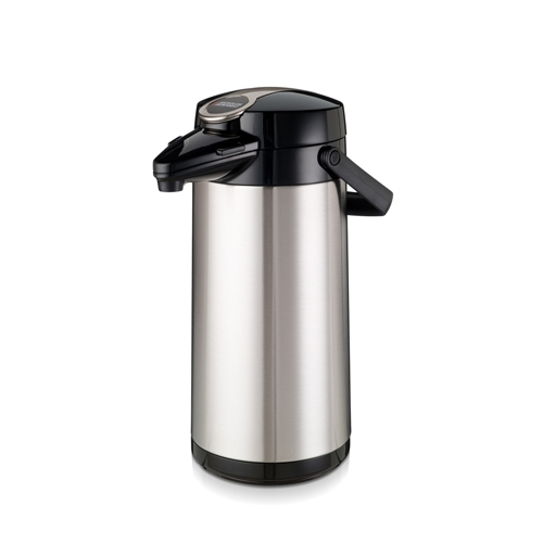 Bravilor Airpot Furento with Pump Action 2.2 Ltr Stainless Steel