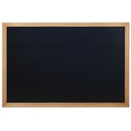 Wall  Chalk Board 60cm x80cm Teak
