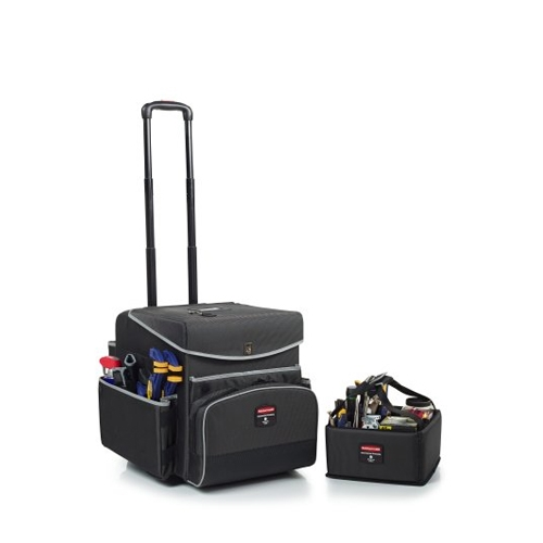 Rubbermaid Executive Quick Cart - Small 41.9 x 36.2 x 43.2cm Grey