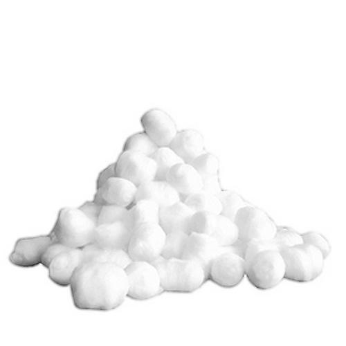 Cotton Wool Puffs White