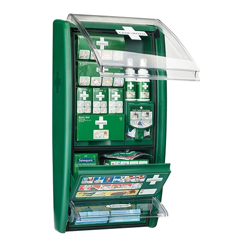 Cederroth  Catering First Aid & Burn Station 29 x 56 x 12cm