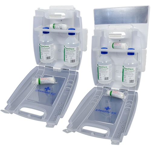 Evolution Plus Eyewash Kit without Mirror 30x25x12cm