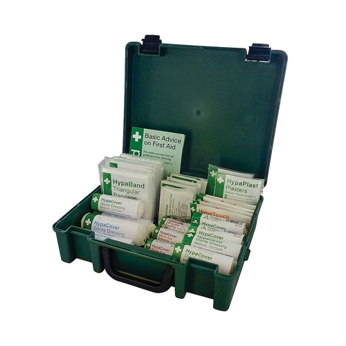 Standard First Aid Kit 20 Person Green