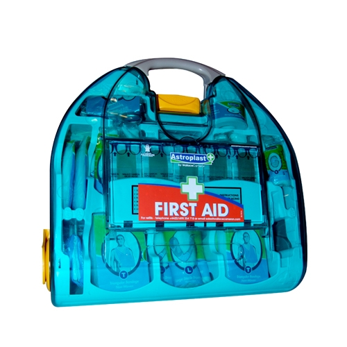 Wallace Cameron Adulto Premier First Aid Kit 10 Person Green