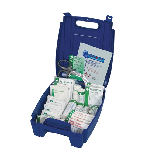 Evolution  Catering First Aid Kit Small Blue