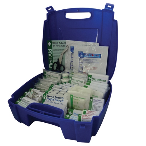 Evolution  Catering First Aid Kit Large Blue
