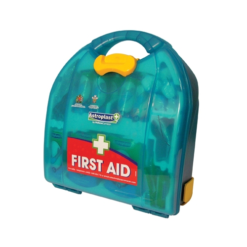 Wallace Cameron Mezzo First Aid Kit 20 Person Green