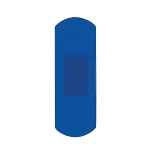 HypaPlast Detectable Plaster 7.5cm x 2.5cm Blue