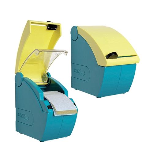 Snogg Soft Next Plaster Dispenser Blue/Yellow