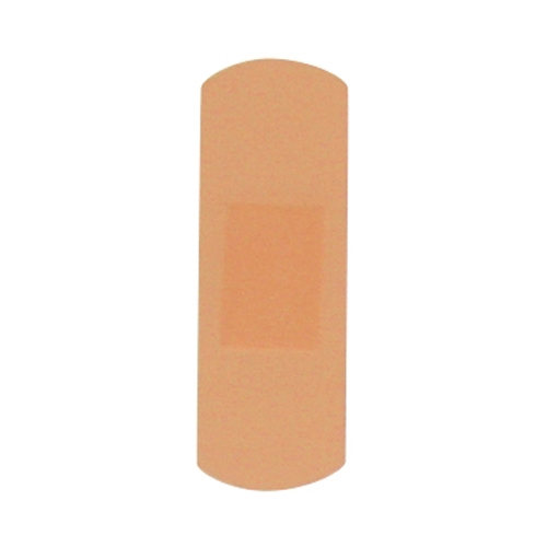 Washproof Plasters 7.5cm x 2.5cm Pink