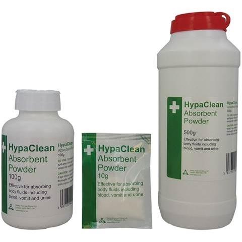 HypaClens Absorbent Powder Sachet 10g