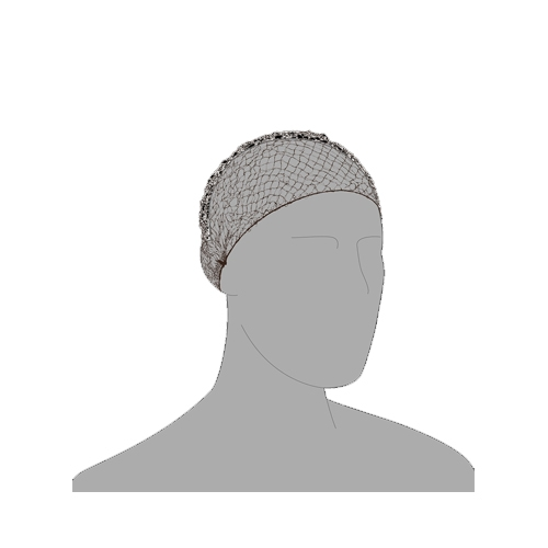 Pal Hairnet One Size Brown