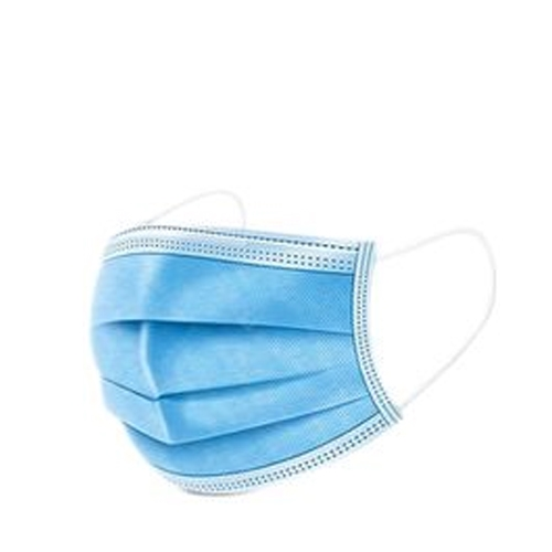 Utopia 3 Ply Face Mask - (Medical Type 1) Blue