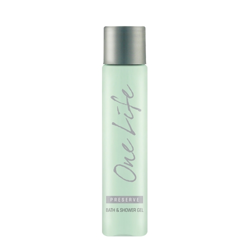 One Life  Bath & Shower Gel 30ml  Green