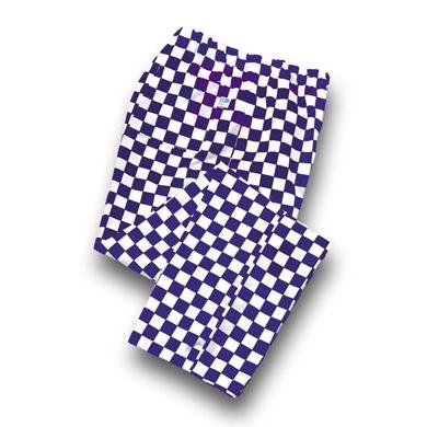 Checkerboard Chef Trousers
