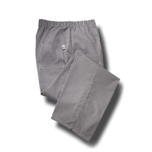 Tibard Gingham Chef Trousers