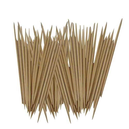 Wooden Cocktail Sticks 8cm Natural